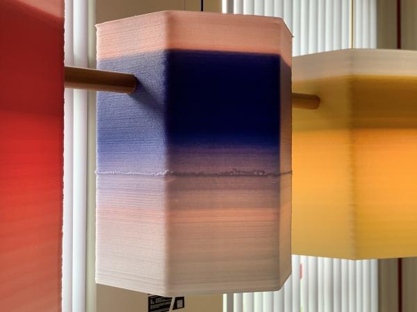 3D Lamp (prijs op aanvraag)